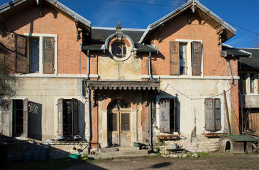 Isolation d'une maison en rénovation